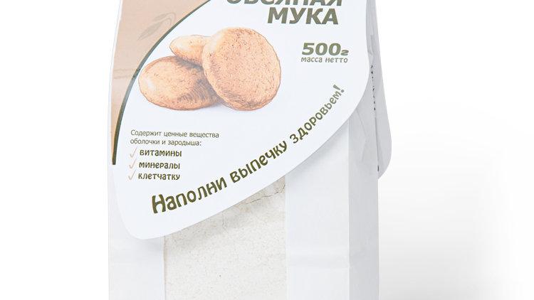 Мука овсяная Образ Жизни 500 г.