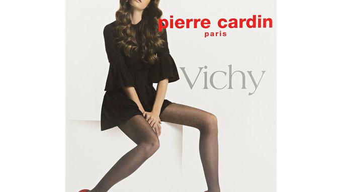Колготки женские Pierre Cardin City Line Vichy daino 40 Den р 2
