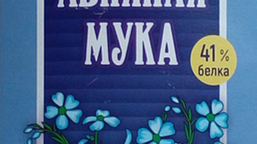 Мука льняная Компас здоровья 300г