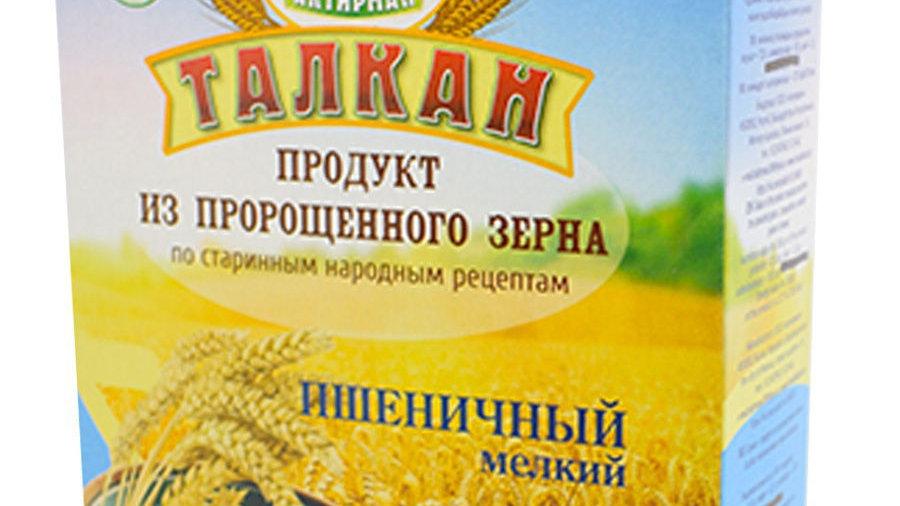 Продукт из пророщенного зерна Талкан (пшеничный, мелкий помол, 350г)