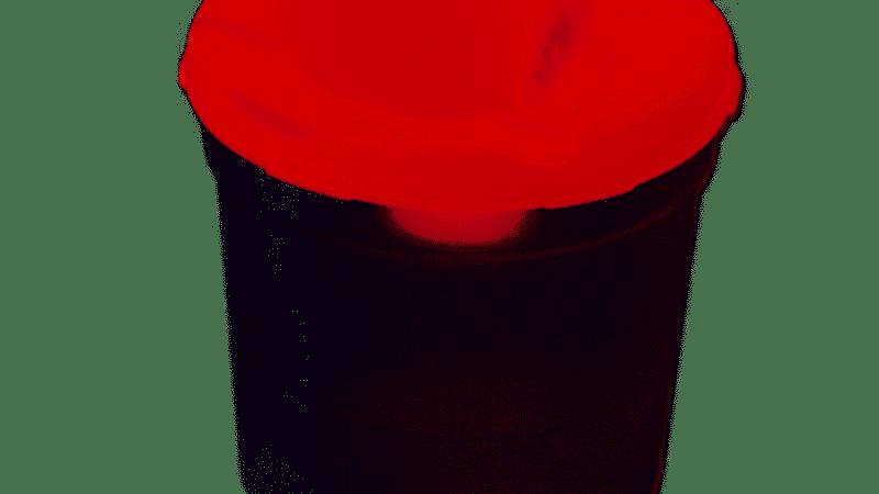 Стакан-непроливайка Луч