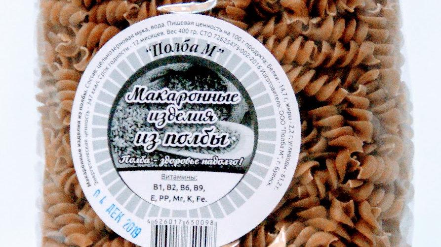 """Макароны из полбы """"Фузилли"""""""