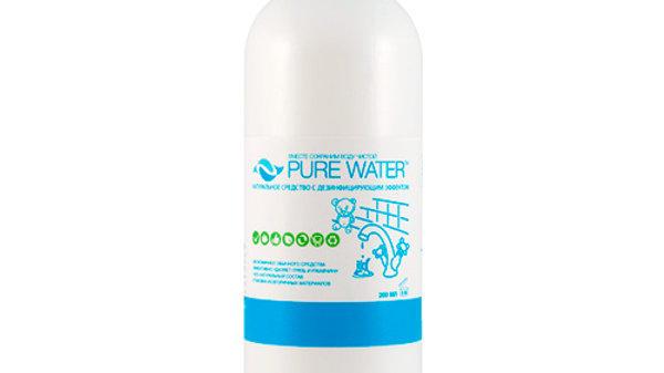 Натуральное средство для дезинфекции Pure Water , 200 мл