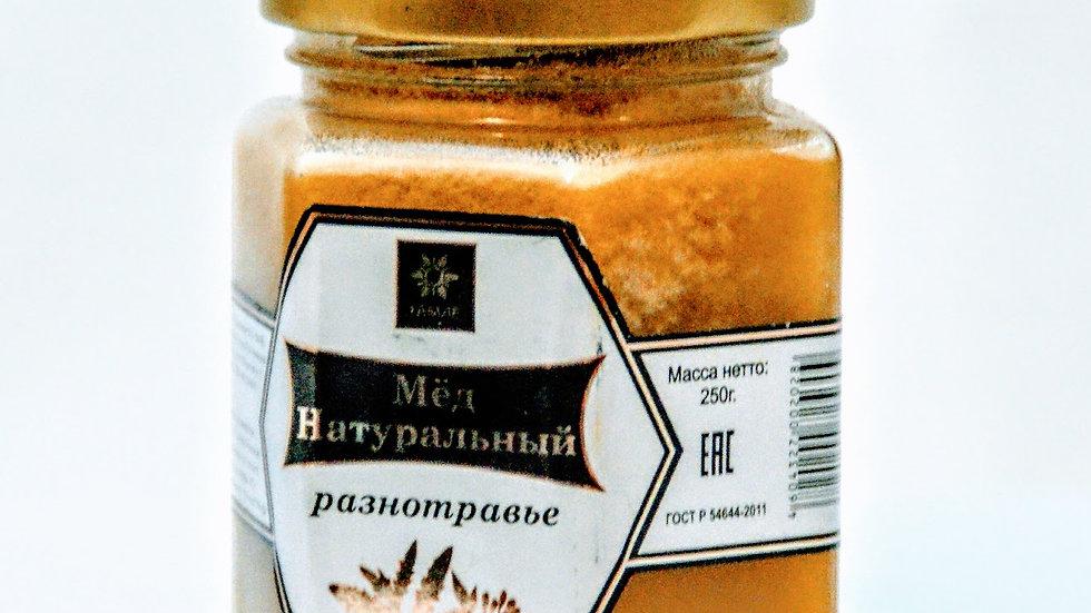 Мёд разнотравье Тамле
