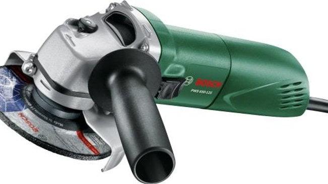 Угловая шлифмашина Bosch PWS 650-125