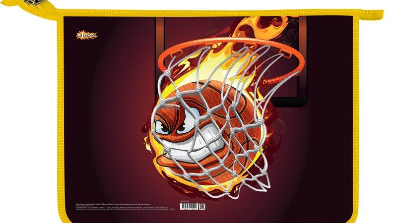 Папка для тетрадей А4 No1 School Basketball
