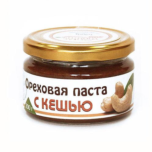 Ореховая паста с кешью 200гр, Житница Здоровья