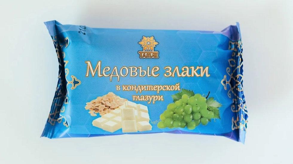 Медовые злаки, 100 гр.