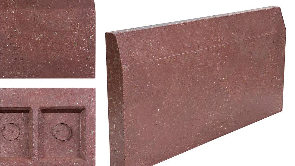 Поребрик полимерпесчанный