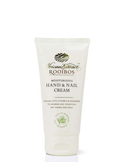 Rooibos Classic Hand & Nail Cream - RB07