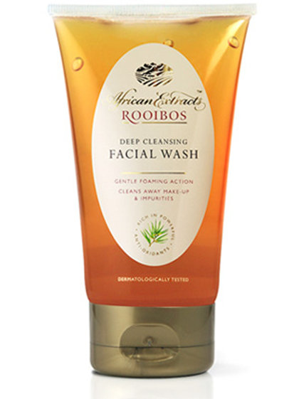 Rooibos Deep Cleansing Facial Wash - RB03