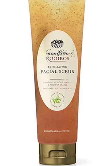 Rooibos Exfoliating Facial Scrub - RB15