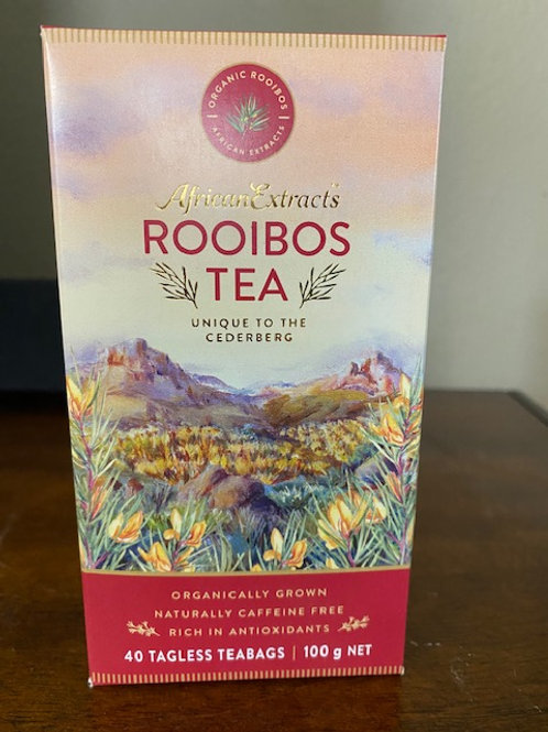 Rooibos Tea Boxed
