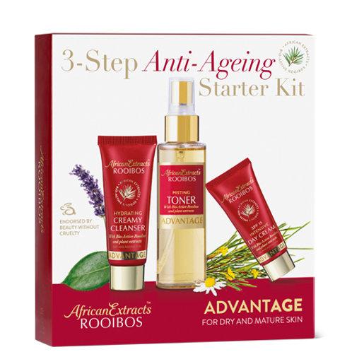 Advantage 3-Step Anti-Ageing Starter Kit -  RB50