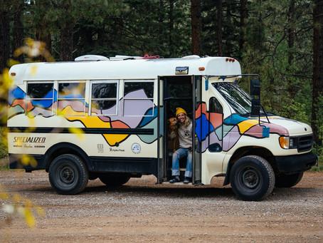 School Bus Wrap Design