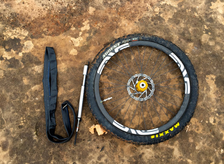 What Flat Tires Teach You.  3 not-so-easy steps.