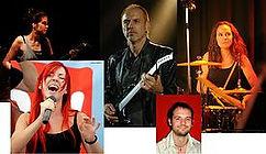 Unterhaltungsband, Showband
