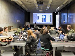 Oficina sobre Isadora Software no FILE - Festival Internacional de Linguagem Eletrônica - São Paulo