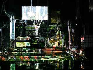 STIFTERS DINGE - uma experiência sonora - cênica - visual - MIT-Sp 2015