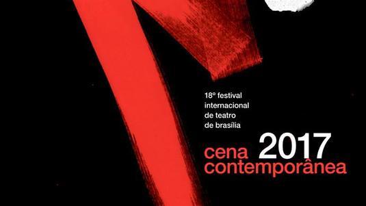 CENA CONTEMPORÂNEA – FESTIVAL INTERNACIONAL DE TEATRO DE BRASÍLIA - 2017. Coordenação Técnica : Moisez Vasconcellos.
