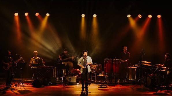 A vez do Amor - Vinicios de Oliveira - Show - 2017