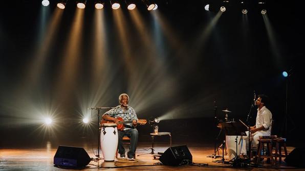 Mateus Aleluia e Povo Fulni-ô - Show -  2018.