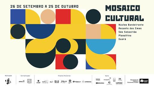 Festival Mosaico Cultural 2020. Desenho de luz: Moisez Vasconcellos