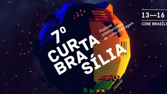 7º curta Brasília. 2018 Realização: 7 Sétima DIREÇÃO GERAL E ARTÍSTICA: Ana Arruda Desenho de luz: Moisez Vasconcellos