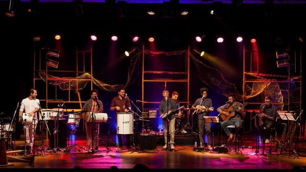 """7 na Roda - Lançamento do CD """"Convocação"""".  Show - 2018"""