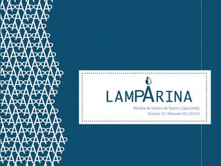 LampArina - Revista de ensino de Teatro