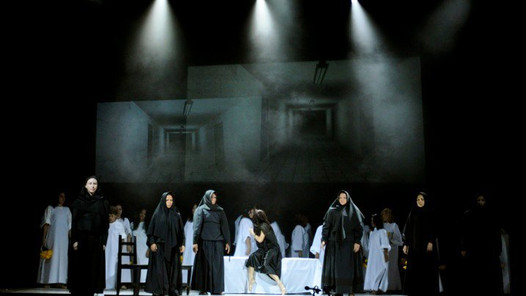 Ópera YERMA - Carlos Gomes - 2010   XIV Festival Amazonas de Ópera Libreto baseado na obra de Frederico García Lorca.