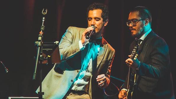 Sr. Gonzales Serenata Orquestra  - Show - 2017