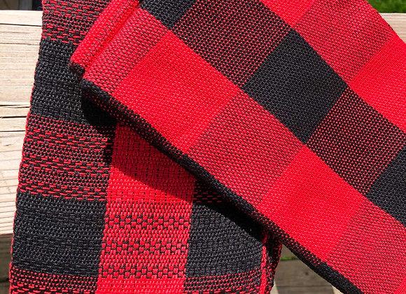 HAND-WOVEN DISH TOWEL