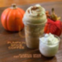 pumpkin spice coffee & prolessa shot.jpg
