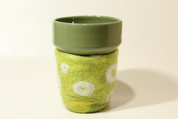 Lime Cozy Mug