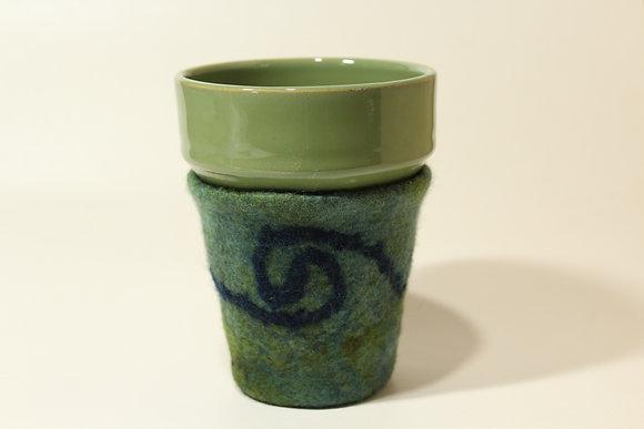 Bluegreen Cozy Mug