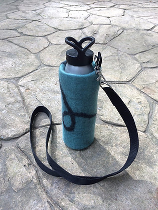 Lyrical Line Water Bottle Cover
