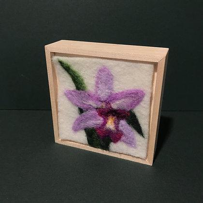 Felted Flower Workshop