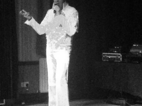 Elvis is in town...