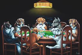 Poker evening in small Bar 3rd Saturday every month (begins 21st Sept) anyone welcome. 8pm start.