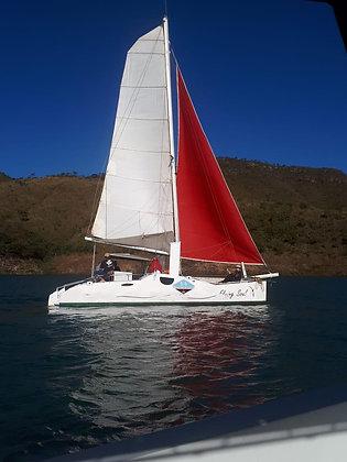 Catamarã BV26 - 2012