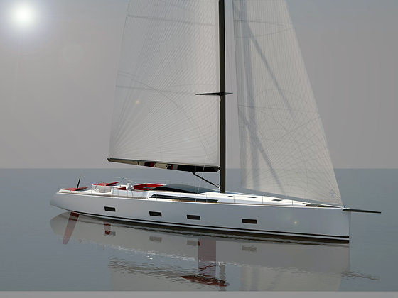 Veleiro Breeze 80 ´- BRL Design 2010