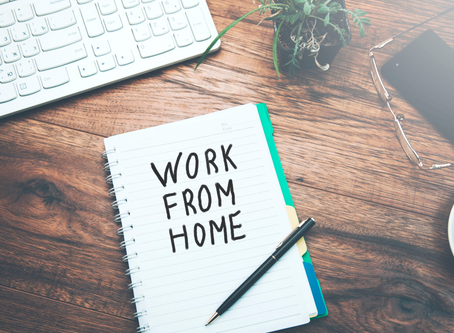 Top tips for banishing back pain whilst working from home
