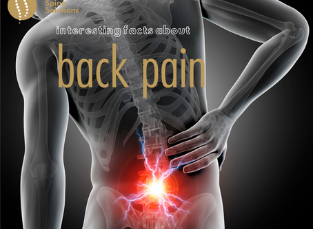 All about back pain in the UK
