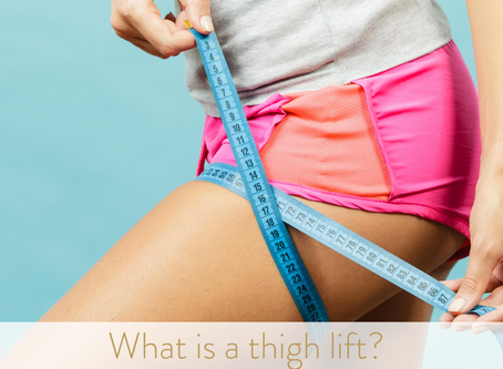 What is a thigh lift?