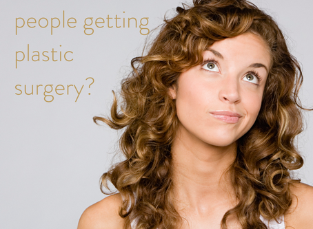 What are the trends in plastic surgery?