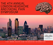 LNA The 4th annual London headache and f