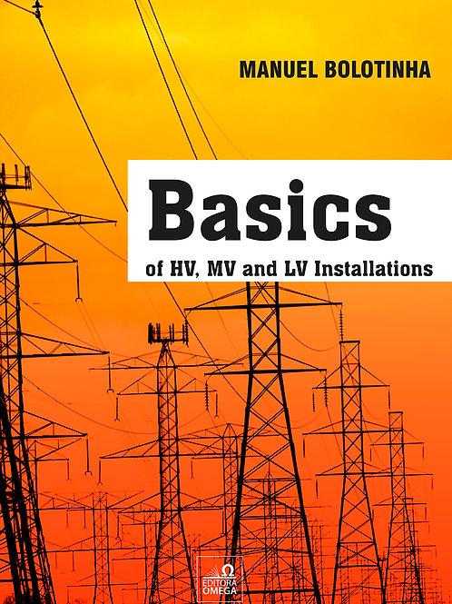 Basics of HV, MV and LV Installations