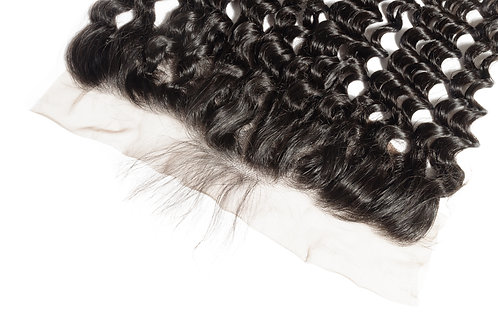 Frontals (13*4 Transparent lace)
