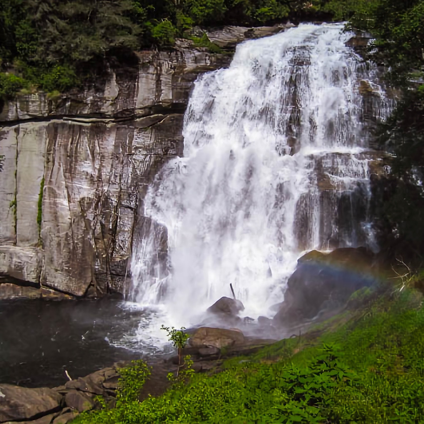 August Meet-Up Hike: Gorges Water Fall Hiking Tour
